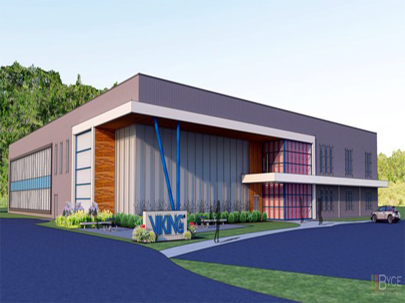 Viking Announces Plans for New Global HQ and R&D Center