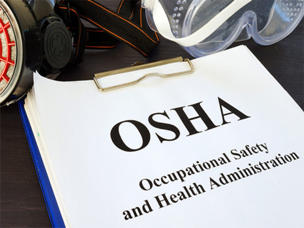 OSHA Announces Fine Increases