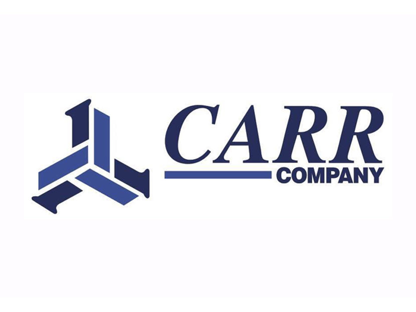 Carr Company Announces Acquisition of Suncoast Sales Assets