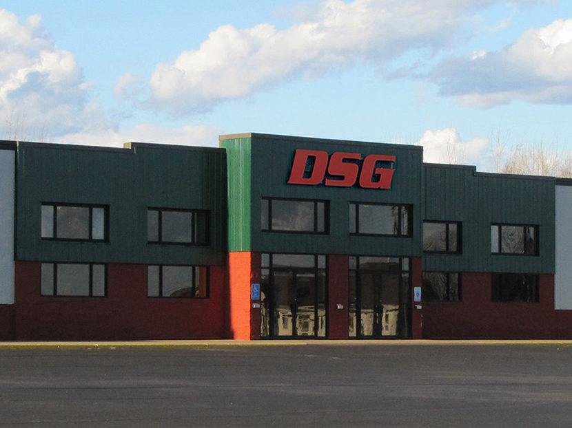DSG Plans a New Facility in Rice Lake, Wisconsin