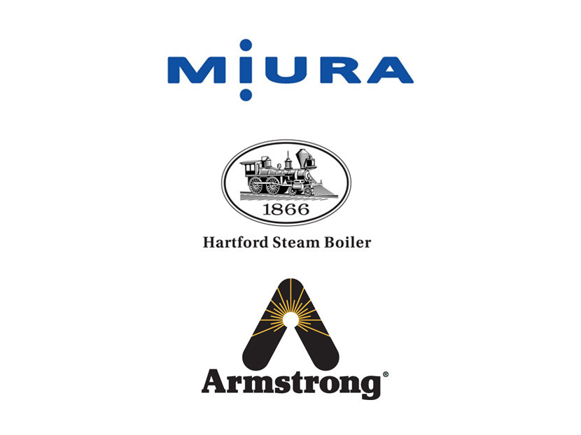 """Miura Boilers, HSB, and Armstrong International Create """"Steam-as-a-Service"""" Alliance"""