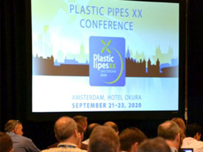 Plastic Pipes XX Conference to Have 100-Plus Papers