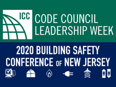Registration open for 2020 code council leadership week and building safety conference of new jersey