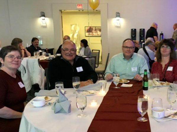 "The Granite Group Celebrates Inaugural ""Quarter Century Club"" Members"