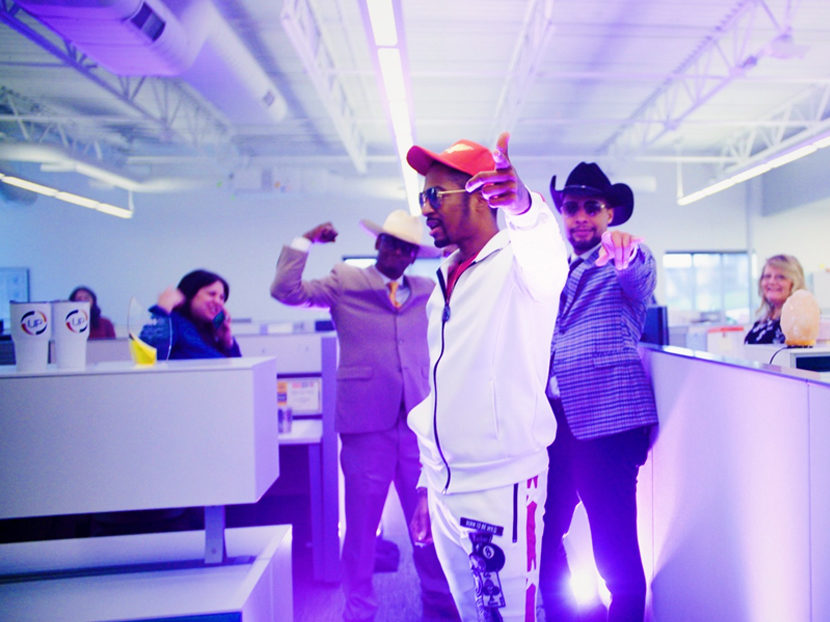 """UPCO Teams with Chingy to Produce """"Old Construction Road"""" Song, Video"""