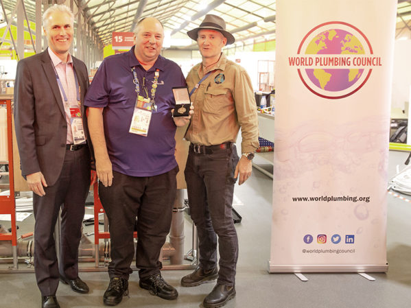 WorldSkills Reinstates Plumbing and Heating Skill Management Team