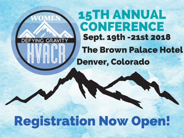 Women in HVACR Conference