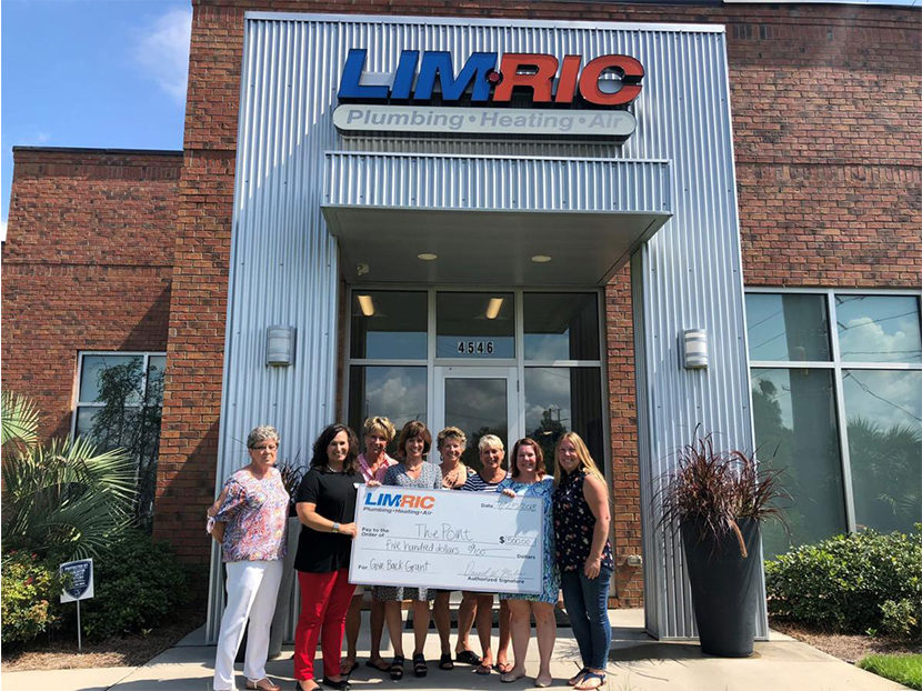 LimRic Announces July Give Back Grant Recipients