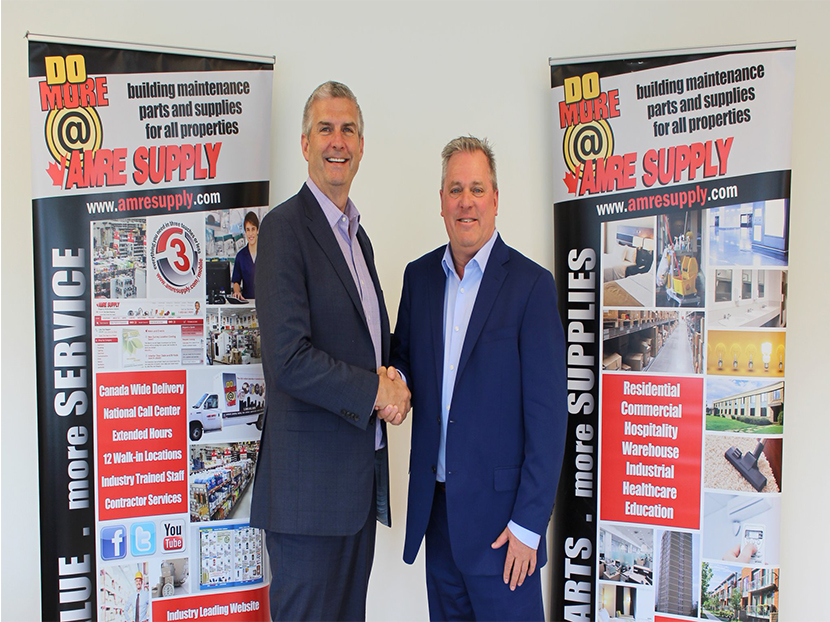 Wolseley Canada Acquires AMRE Supply