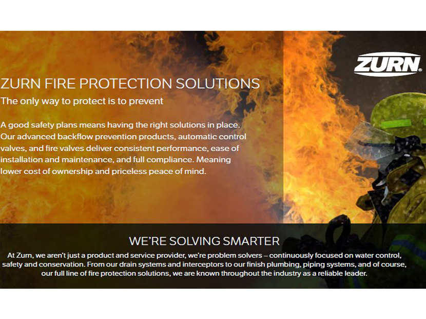 Zurn-Focuses-on-Fire-Protection