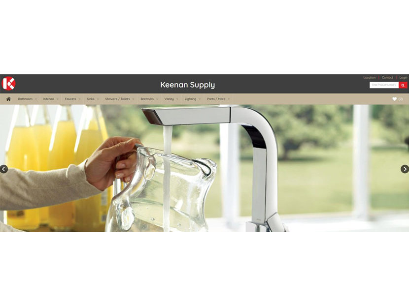 Keenan Supply Launches Digital Showroom Solution Powered by MyPlumbingShowroom.com