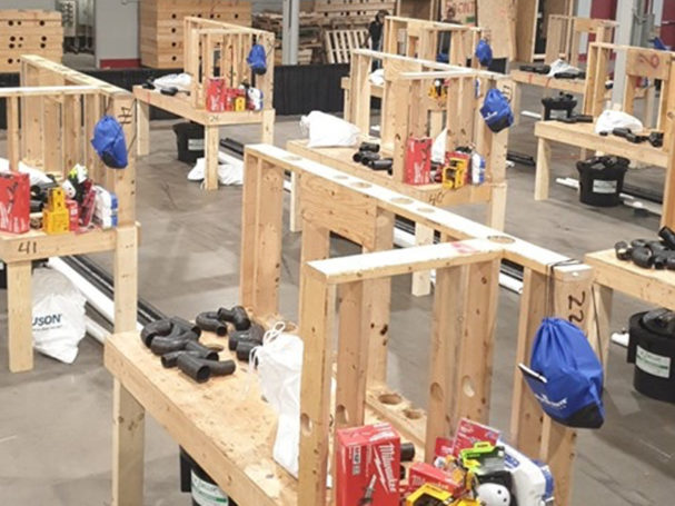 Phcc educational foundation supports plumbing hvacr contests at skillsusa competition