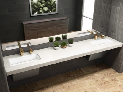 Bradley corp shares six ways covid 19 is transforming restroom design
