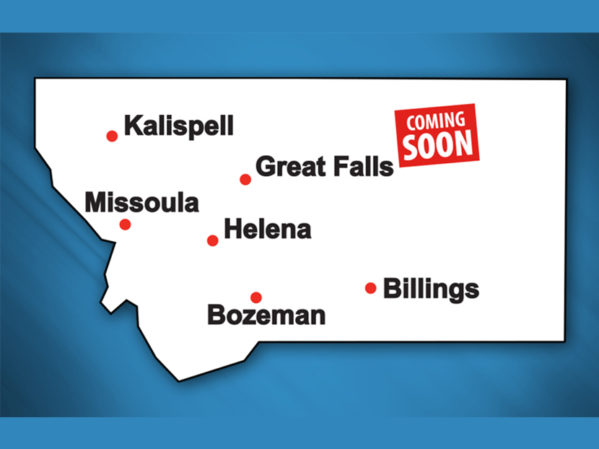 DSG Plans a New Facility in Great Falls, Montana