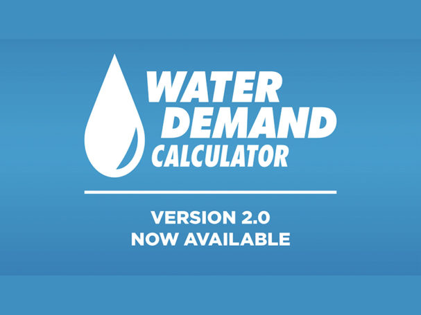 Iapmos water demand calculator version 20 available for download