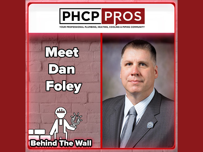 PHCPPros Behind the Wall Podcast: Meet Dan Foley