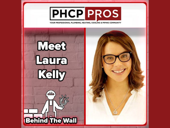 PHCPPros Behind the Wall Podcast: Meet Laura Kelly