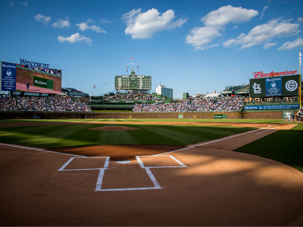 Sloan and Chicago Cubs Celebrate Partnership Ahead of Season Opener