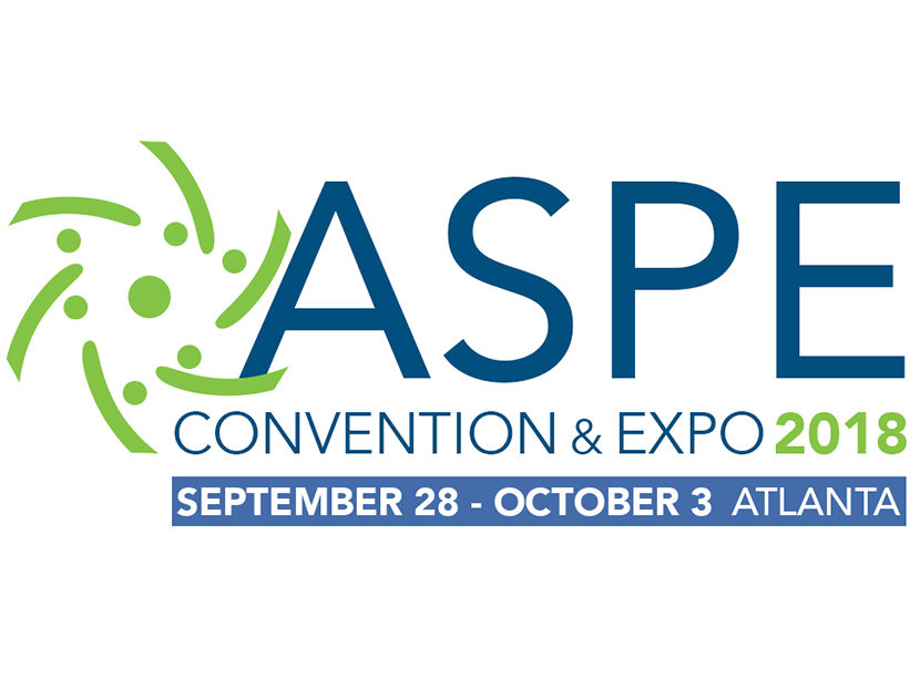 ASPE Convention Logo
