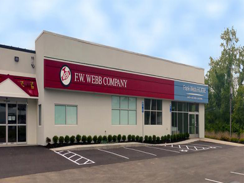 F.W. Webb Opens 6th Connecticut Location