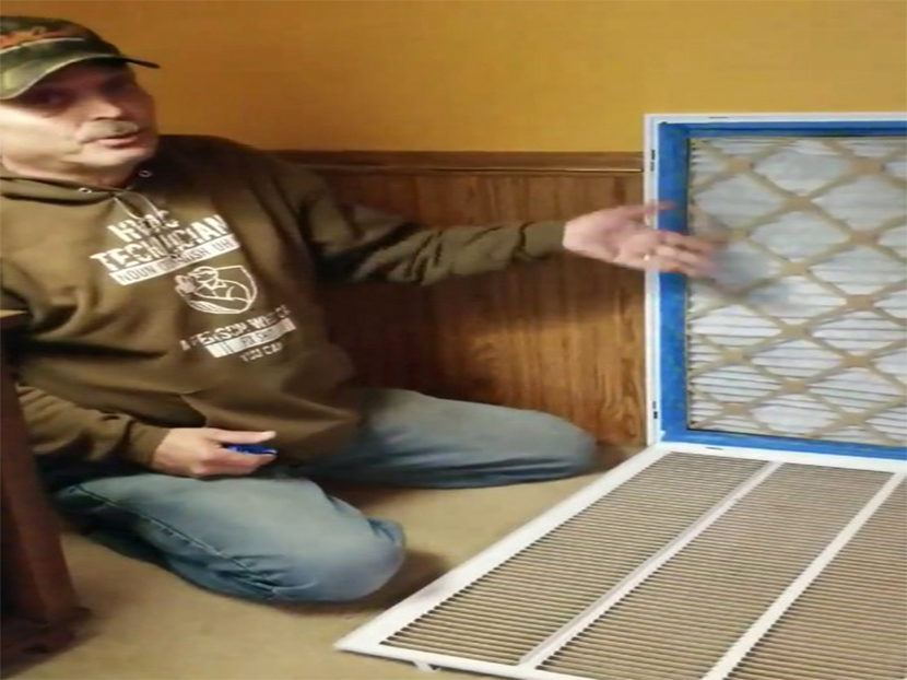 HVAC Contractor's Video Goes Viral