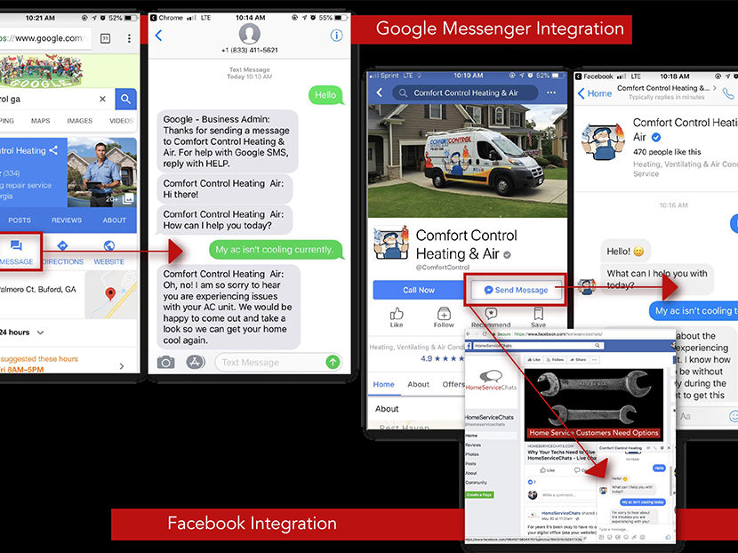 HomeServiceChats-Integrates-with-Facebook-and-Google