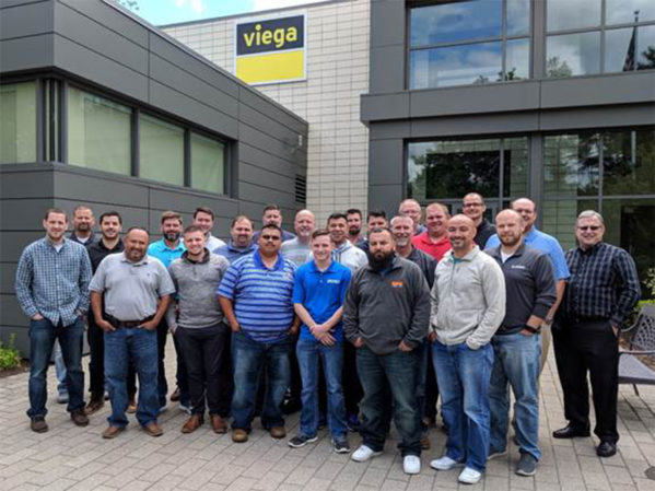 Viega Hosts PHCC Project Management Boot Camp