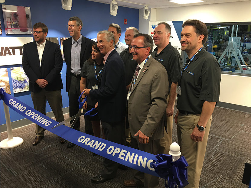 Watts Opens Latest Learning Center