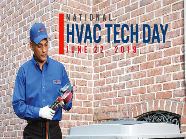 Ars rescue rooter celebrates national hvac tech day on june 22