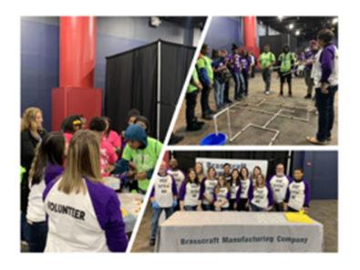 Brasscraft mfg co novi based employees help craft the minds of todays youth