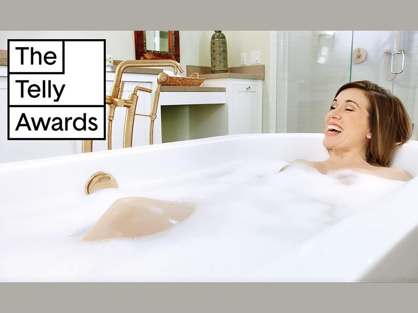 California Faucets Wins 2019 Telly Award
