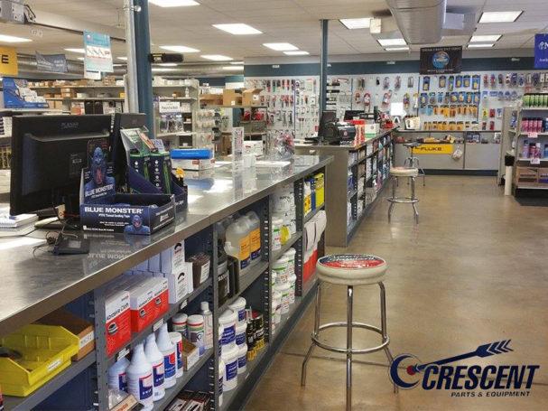Crescent parts equipment acquires dennis co