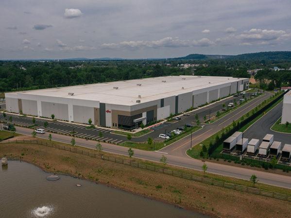 Fujitsu Opens New Warehouse in New Jersey
