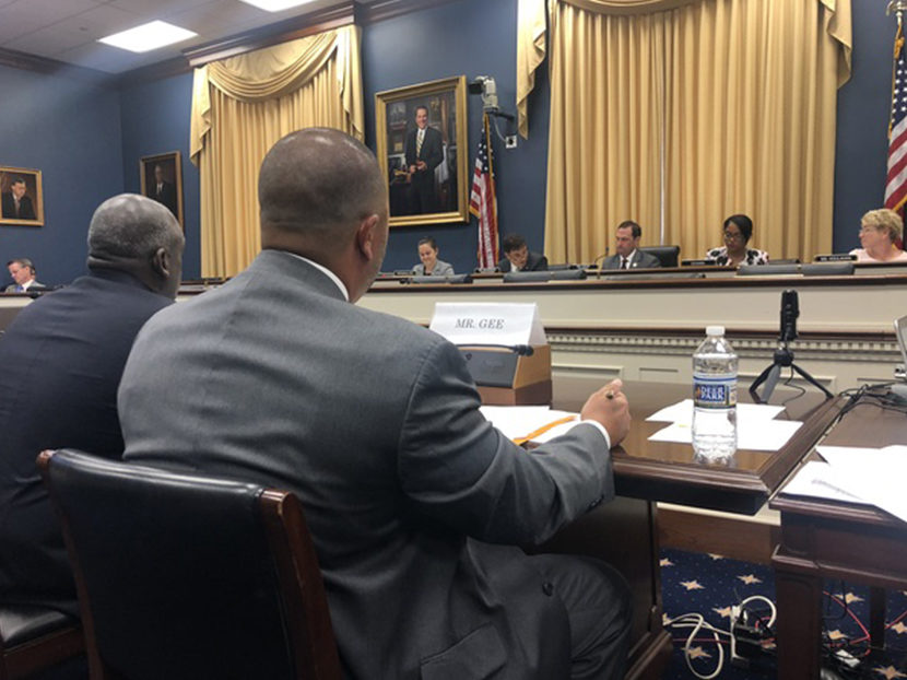 HARDI CEO Talbot Gee Testifies in Subcommittee on Innovation and Workforce Development