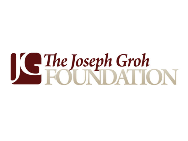 Joseph Groh Foundation Receives Significant Donation