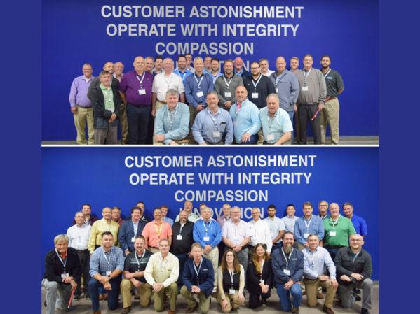 Legend Hosts Manufacturers Rep Training Initiative