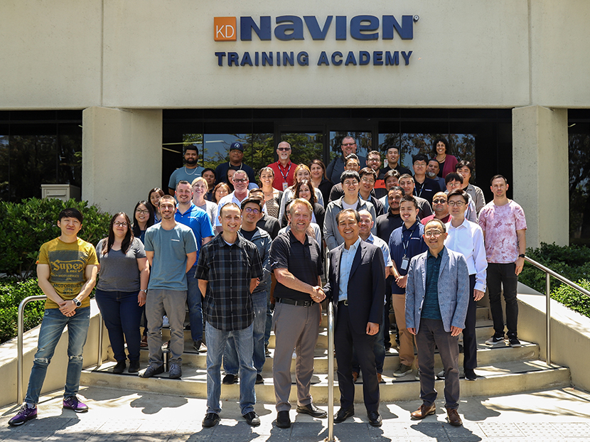 Navien Secures Leadership Position in Condensing Boiler Category