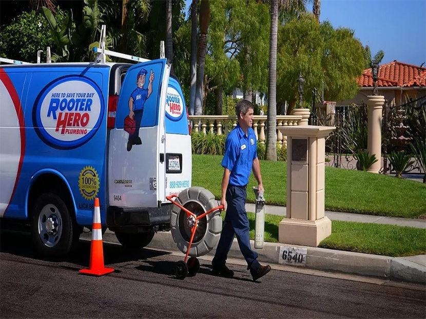Rooter Hero Enters HVAC Market