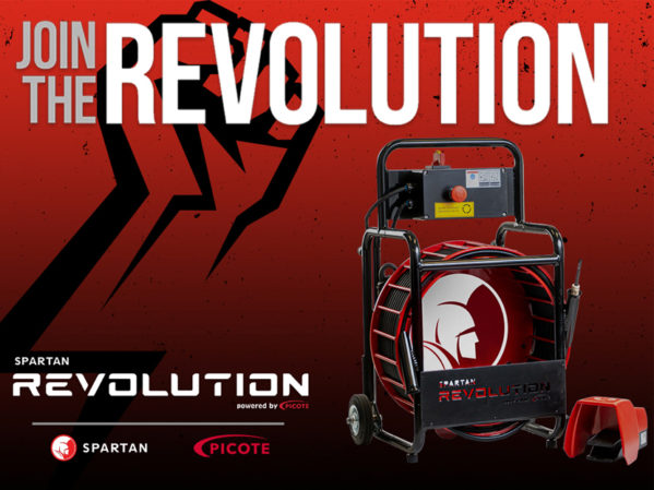 Spartan and Picote Announce the Spartan Revolution