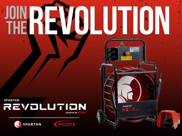 Spartan and picote announce the spartan revolution