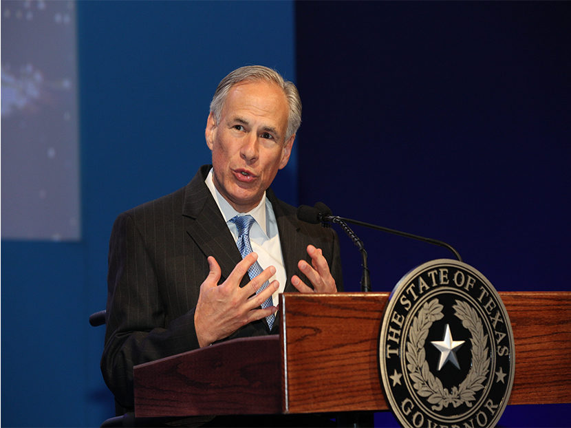 Texas Governor Promises Plumbers State's Licensing Board Will Continue