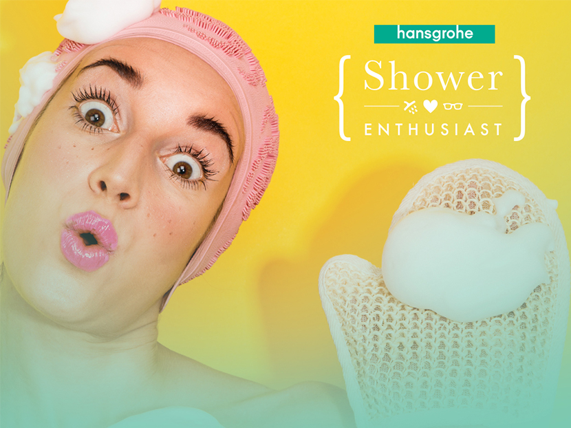 hansgrohe's Shower Enthusiast Campaign Extended Through July 8