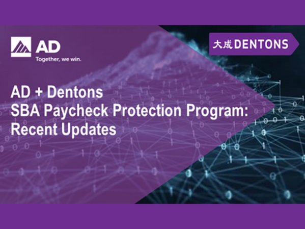 AD Webinar Helps Members Navigate SBA's Paycheck Protection Program