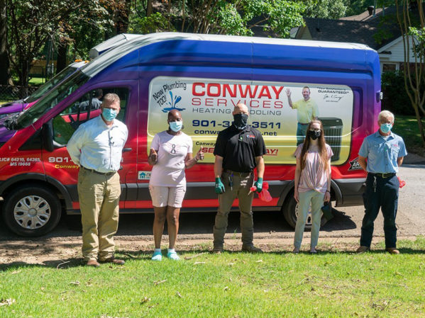 ARS Network of Brands Surprises COVID-19 Healthcare Heroes with Free System Installations 5