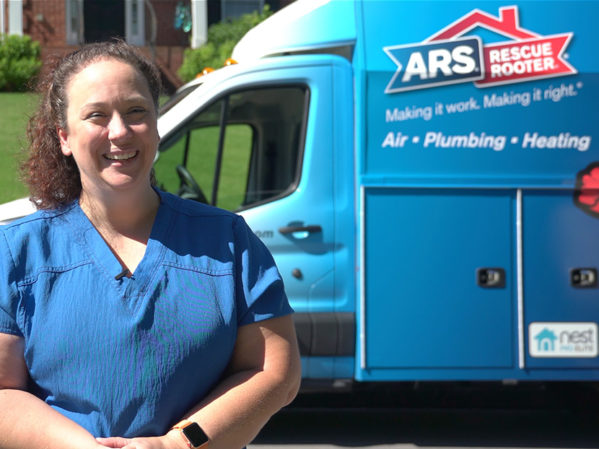 ARS/Rescue Rooter of Atlanta Surprises COVID-19 Healthcare Hero with Home Services Makeover
