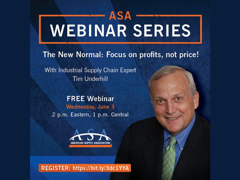ASA Announces New COVID-19 Webinar