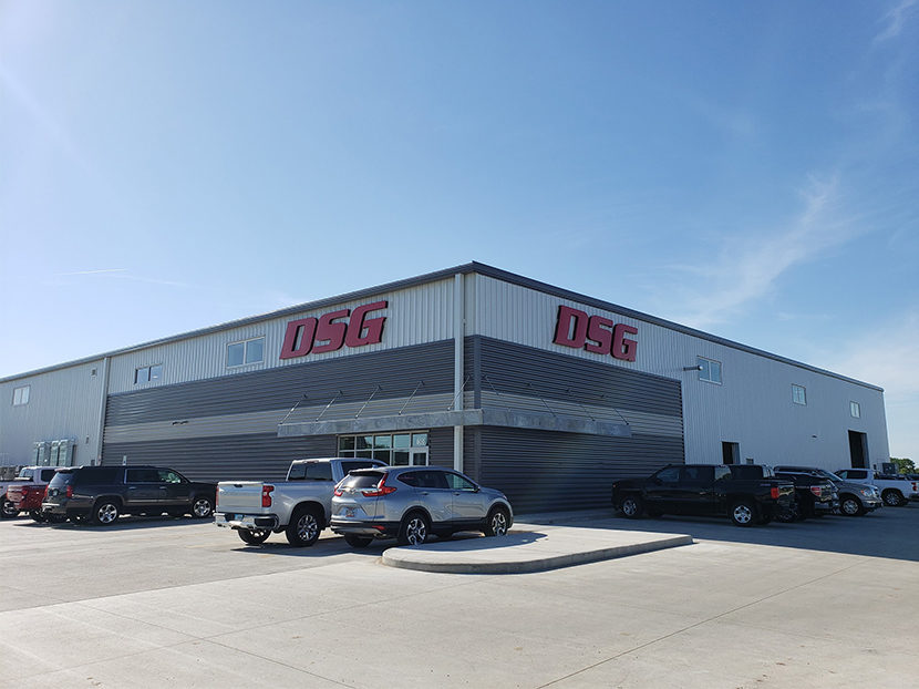 DSG Opens New Facility in Sioux Falls, South Dakota