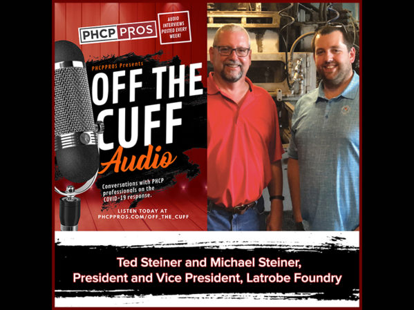 PHCPPros Off the Cuff: Latrobe Foundry