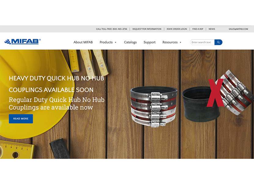 MIFAB Launches Redesigned Website