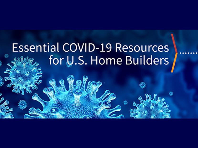 NAHB Provides Free Access to COVID-19 Webinars